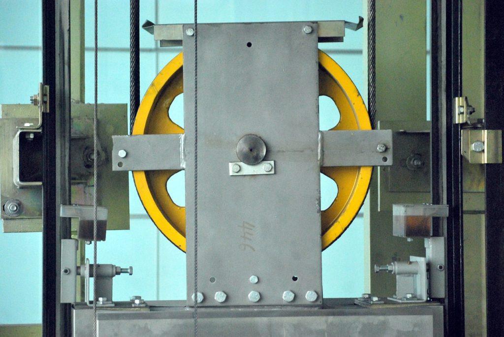 primeros ascensores